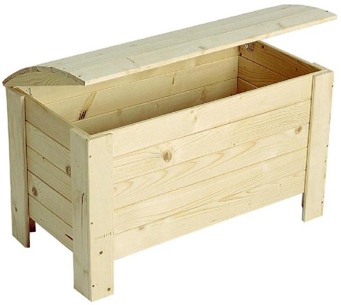 나무 상자