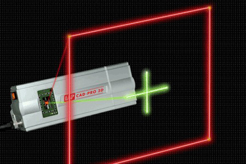 Lazer projektörleri