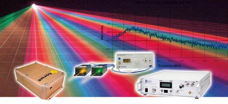 Laser ionique