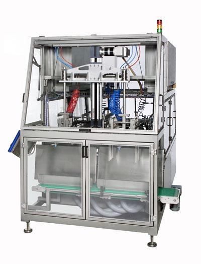 Maquina formadora de cajas de cartón / ECONO-PAK GmbH