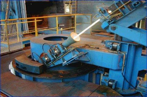 Мотание обмоток из мелкозернистой стали