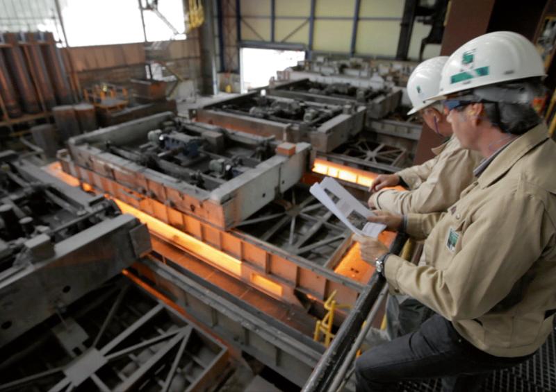 Konstrukce průmyslových pecí