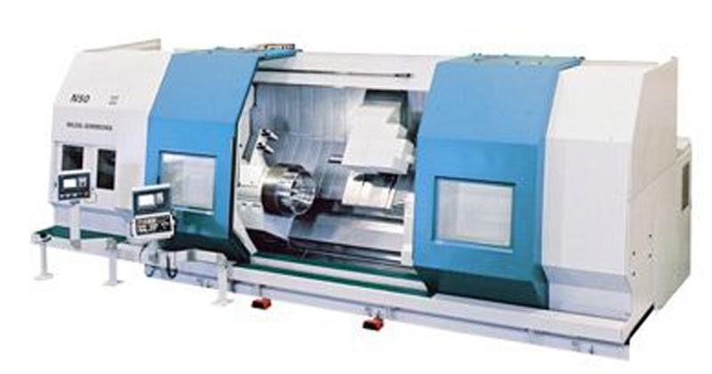 Machines de tournage / NILES-SIMMONS Industrieanlagen GmbH