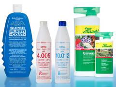 Spezialverpackungen für chemische Produkte