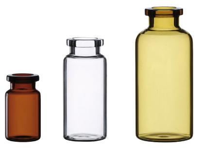 Butelki o krawędziach tocznych