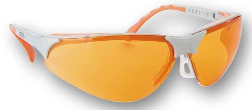 Gafas protectoras de trabajo