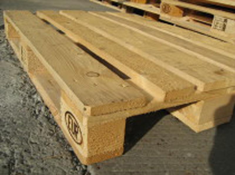 Paletas de madera