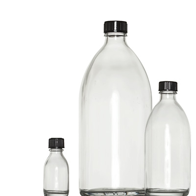 Bottigliette farmaceutiche