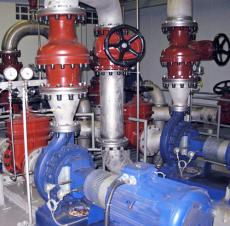 Manutenzione pompe