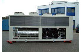 Industrial Refrigerating Plants