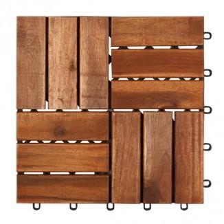 Entarimados de madera