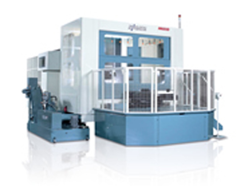Centros de processamento horizontais