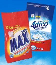 Proszki do prania / Adicoo