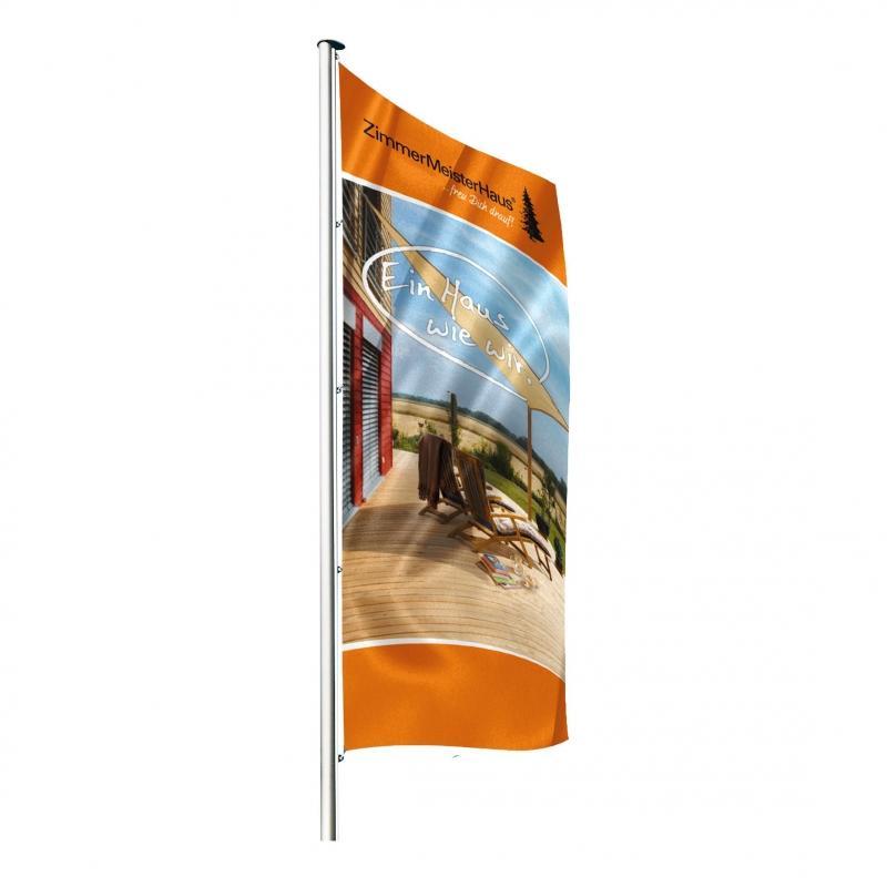 기업용 깃발
