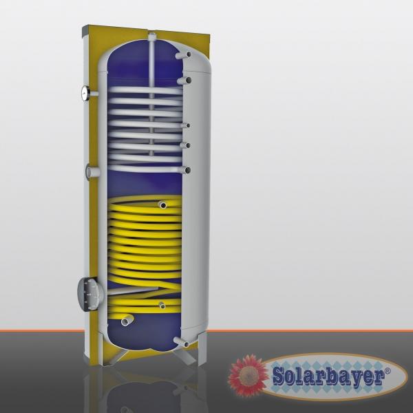 Armazenador solar / Solarbayer GmbH