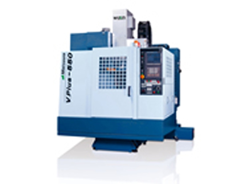 Centros de processamento CNC verticais