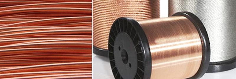 Alambre de cobre / MKM Mansfelder Kupfer und Messing GmbH