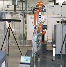 측정 기계