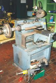 Machines de tournage / Kurt Steiger Werkzeugmaschinen GmbH
