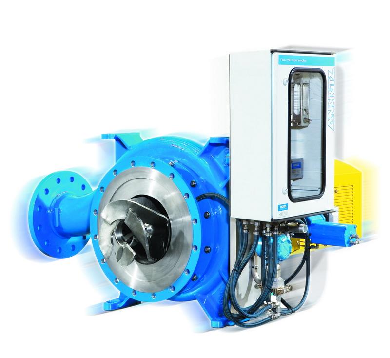 ANDRITZ Medium-Consistency Pumps