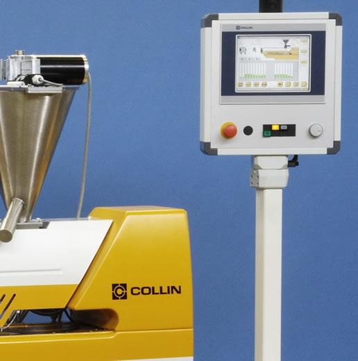 Extrusoras para plástico / Dr. Collin GmbH