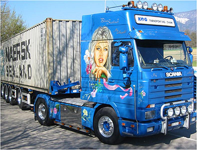 ヨーロッパ輸送