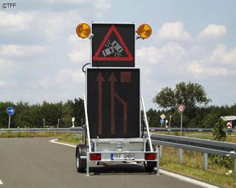 Advance Warning Boards