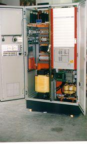 Gabinetes eléctricos de accionamiento
