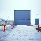 Svinovací mříže podzemních garáží
