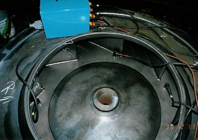 установки для обнаружения трещин