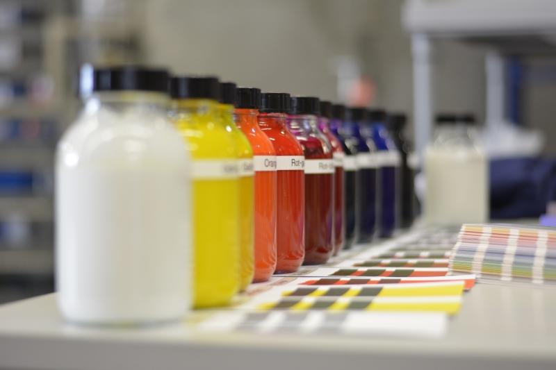 Verpackungsdruckfarben