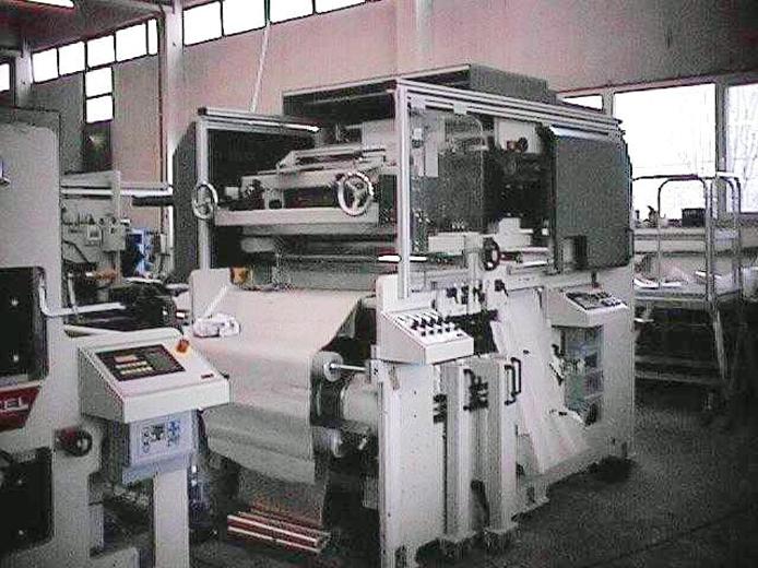 Wytłaczarki / A & M Kinzel Siebdruckmaschinen Ltd.