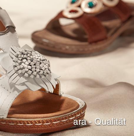Producción de calzado / ara Shoes AG