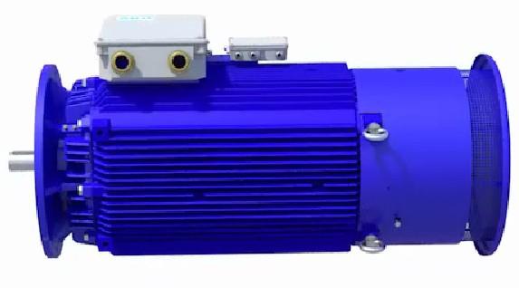 Motory ventilátorů