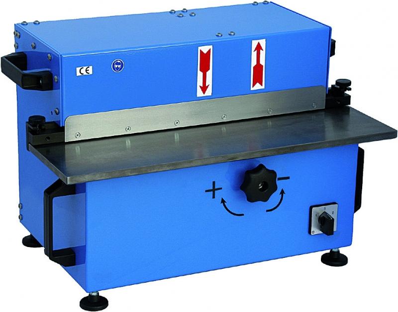 Blechentgratmaschinen / ASSFALG GmbH