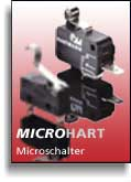 Microinterruptores / Hartmann Codier GmbH