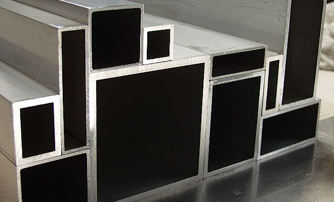 Produtos em alumínio