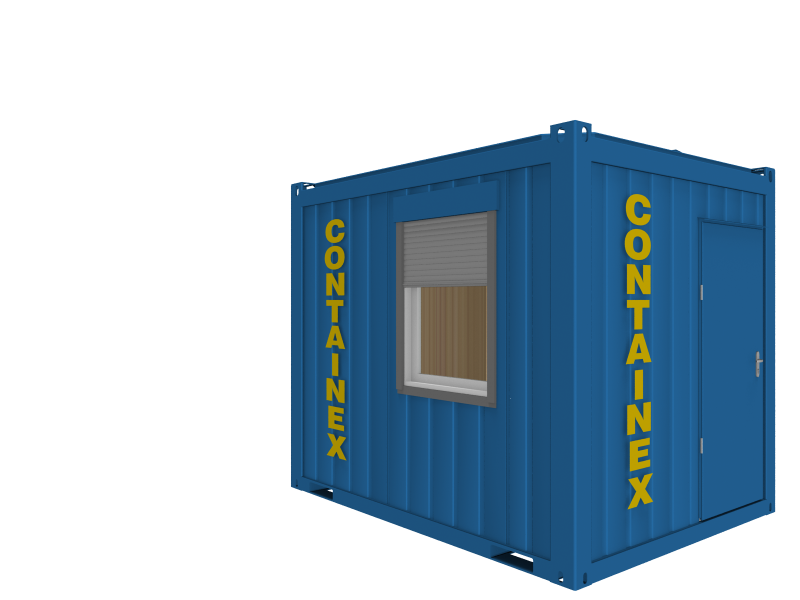 Bürocontainer 10