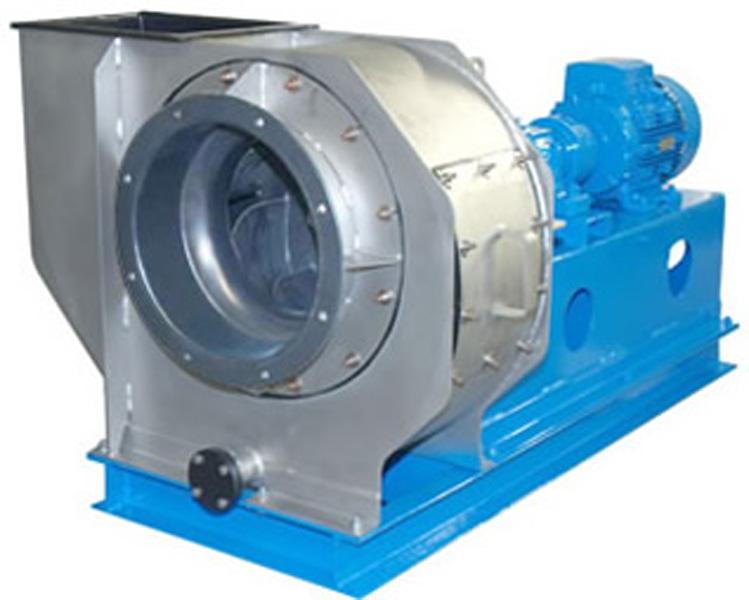 Edelstahlventilatoren / Rußwurm Ventilatoren GmbH