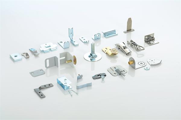 Części odlewane z aluminium