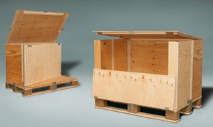 Boxes Made ​​of OSB Panels