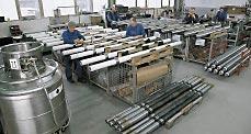 Cylindres aluminium