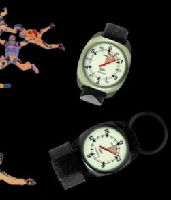 Altimeters for Skydivers