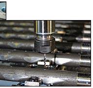 Alesatura CNC