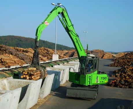 Maszyny drzewne