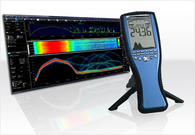 Aparelhos de medição do campo magnético