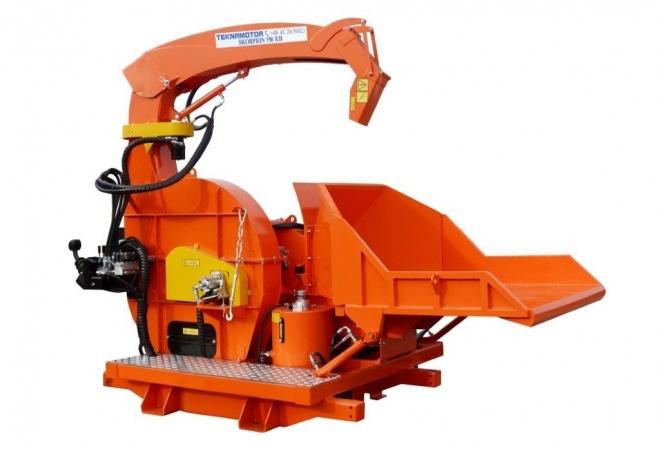 Máquinas elaboradoras de madera