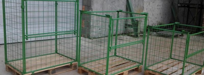 Bancali a gabbia