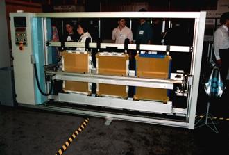 Stroje na potahování