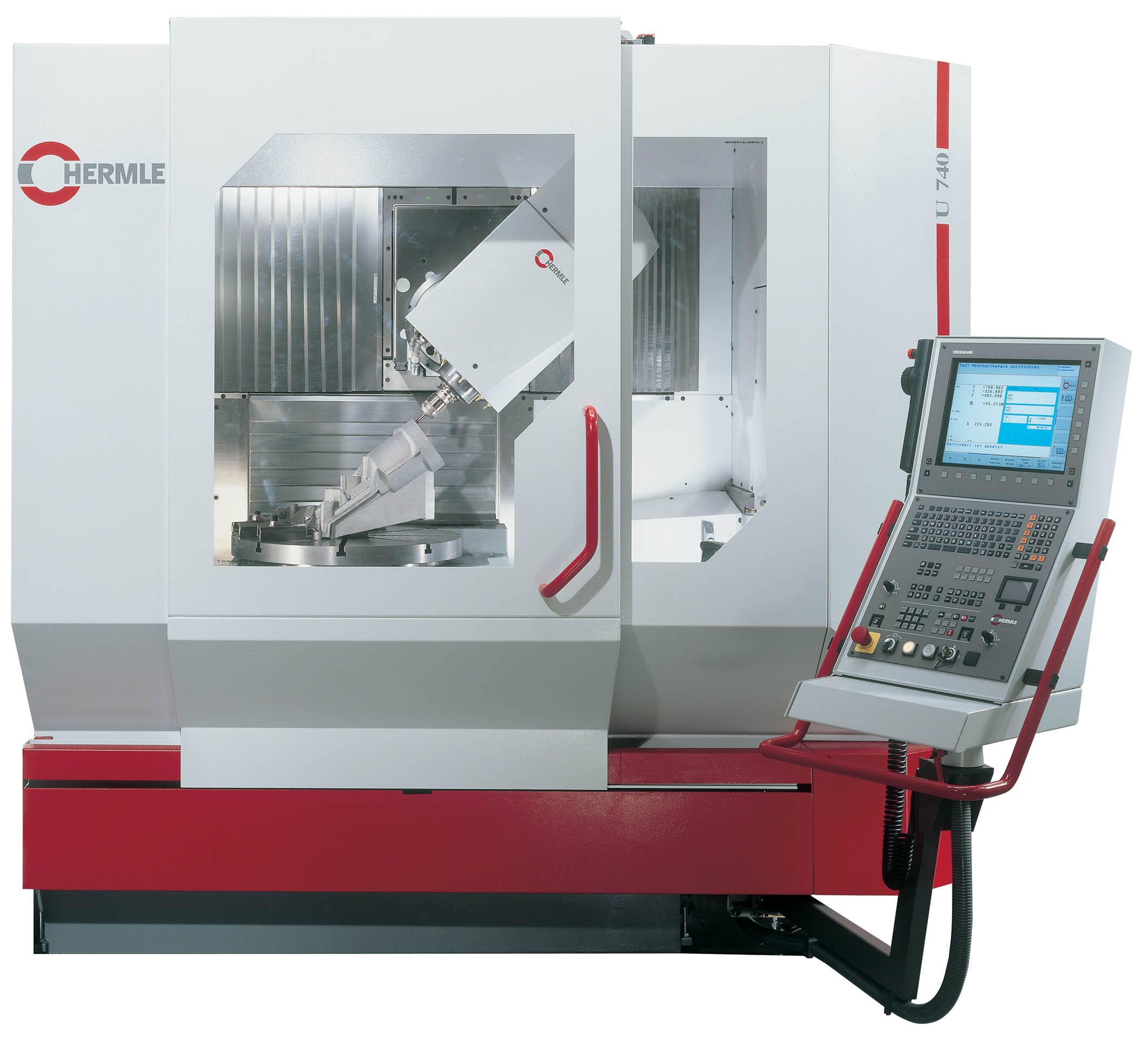 Gebrauchte Maschinen / Maschinenfabrik Berthold Hermle AG